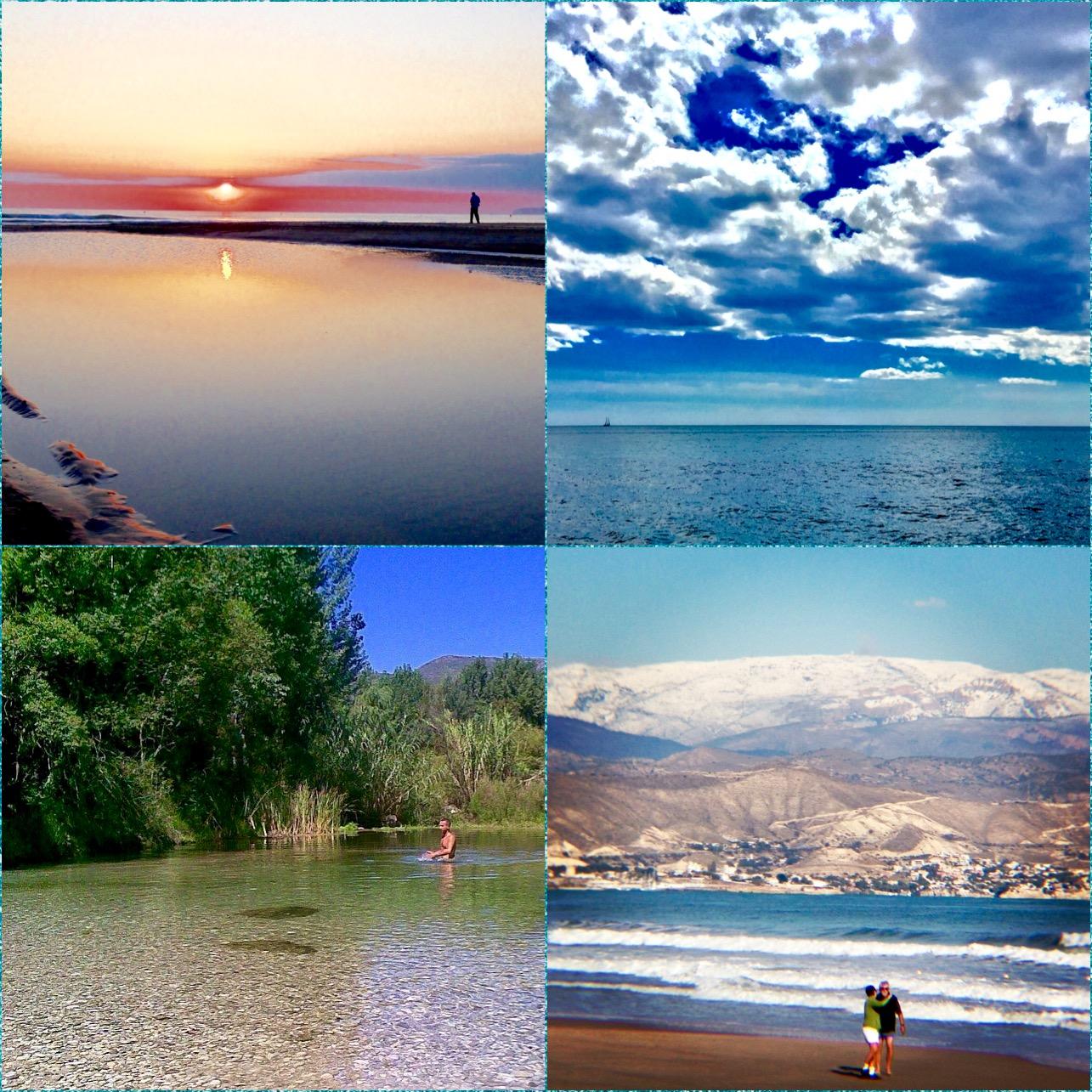 Alifornia: Sol, mar, campo y montaña.