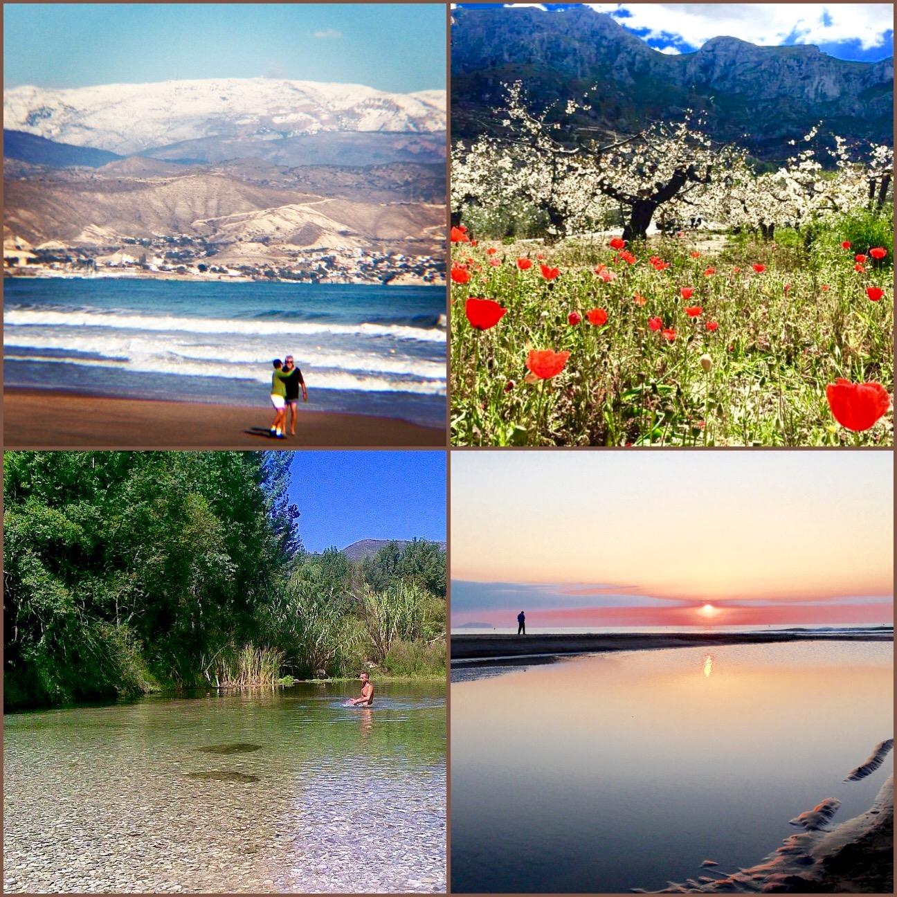 Alicante: Mar, campo y montaña.