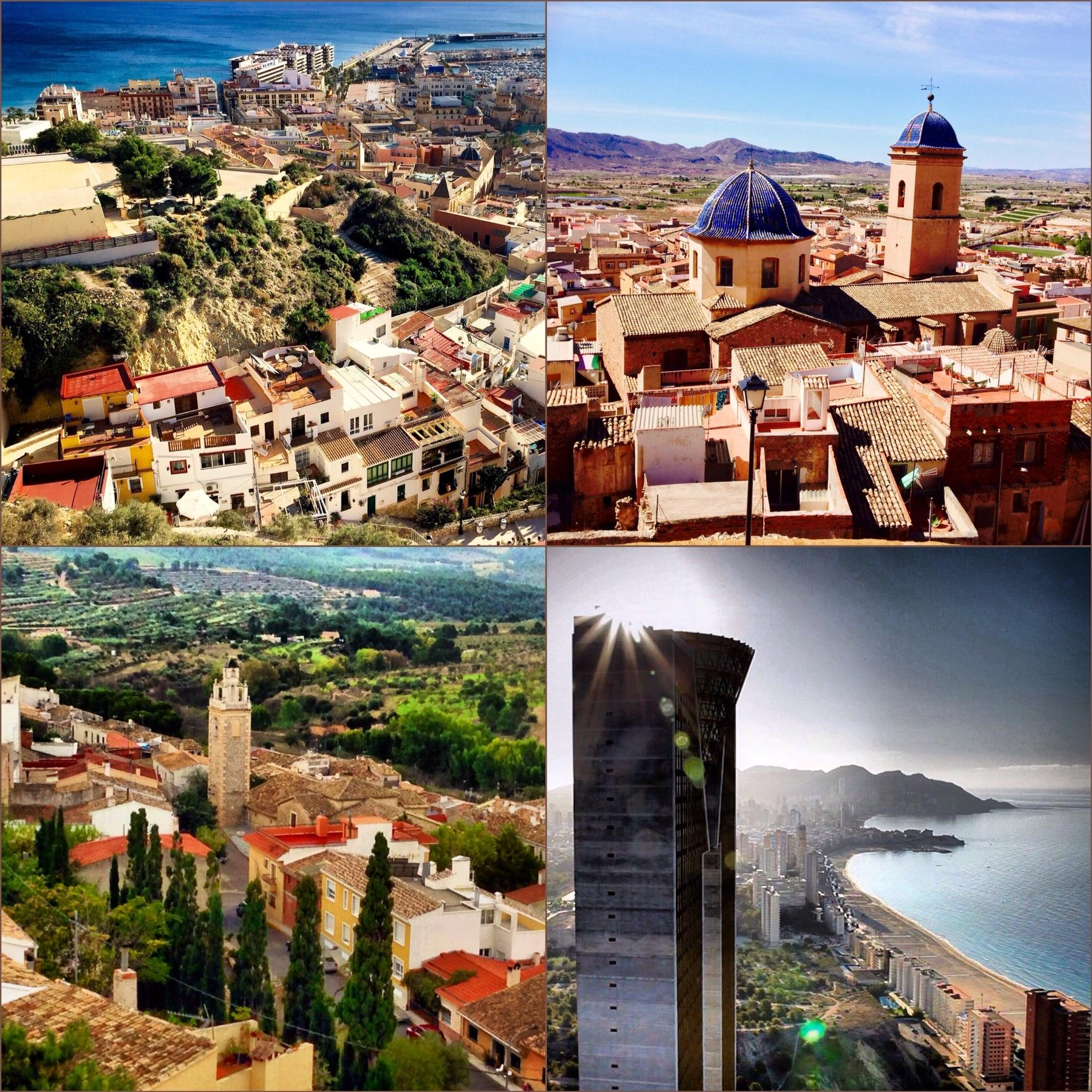 La riqueza de Alicante, sus ciudades y sus maravillosos pueblos