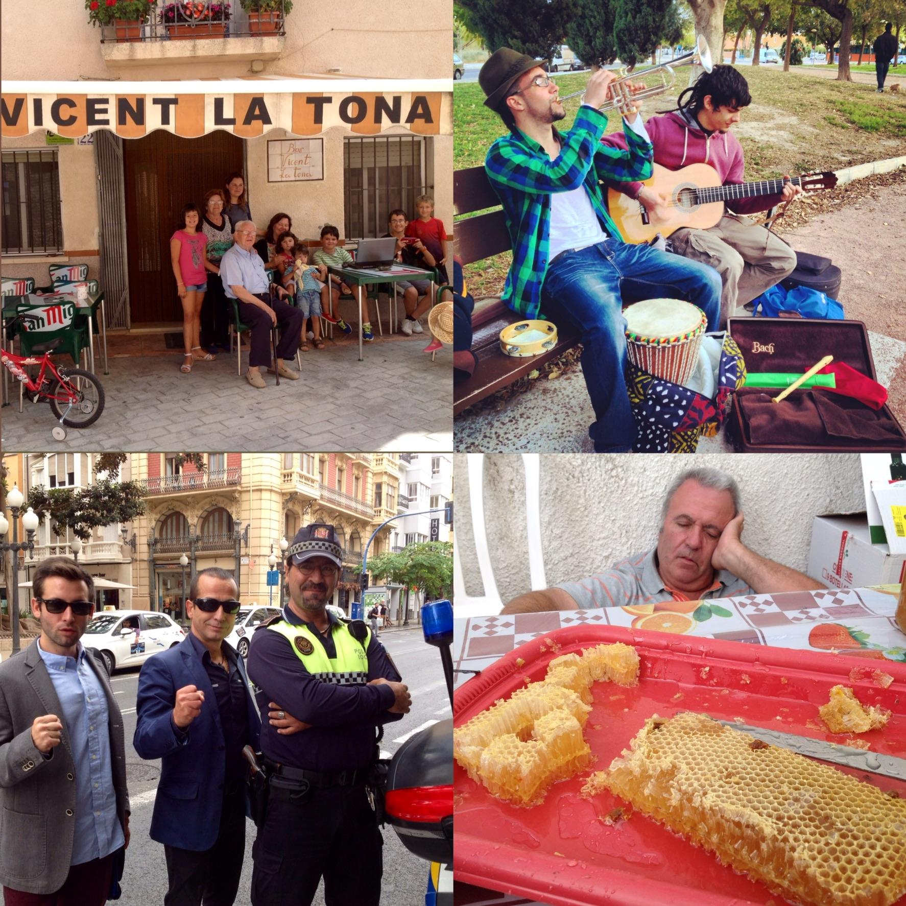 La buena gente de la Provincia de Alicante