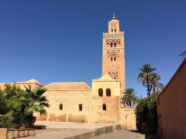 Mesquita Koutoubia Marrakech