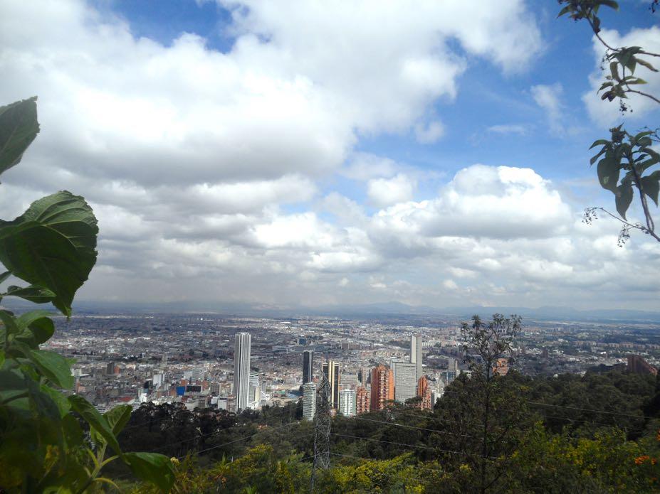 Monserrate Bogotá