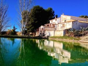 Molino de agua de Ibi, Alicante
