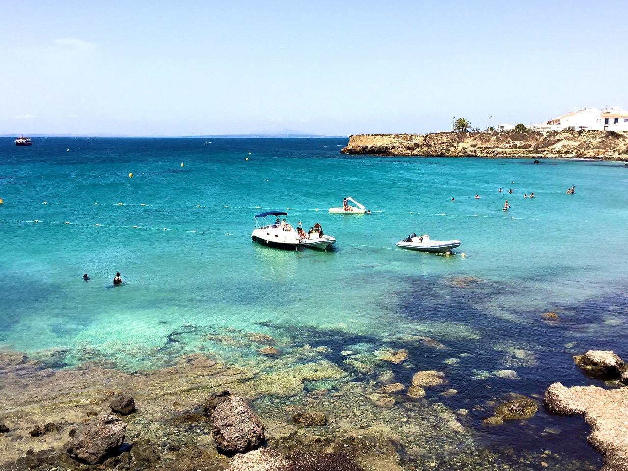 Si no se puede viajar a Formentera por la razón que sea, Tabarca siempre es el sustituto ideal