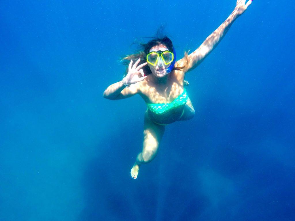 Snorkel en Denia
