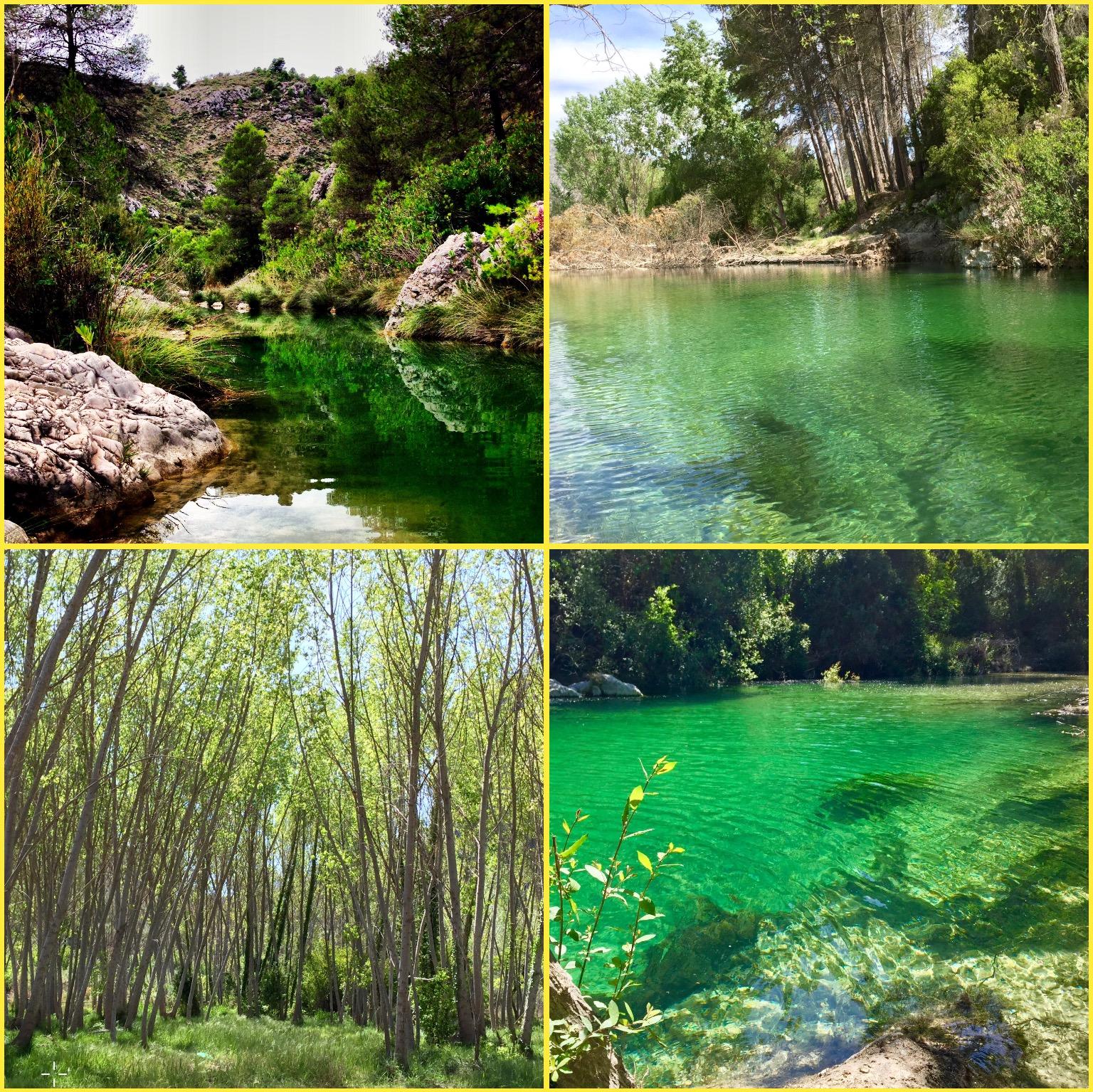 Una excursión acertada por una zona de las mas bonitas de la Provincia de Alicante.