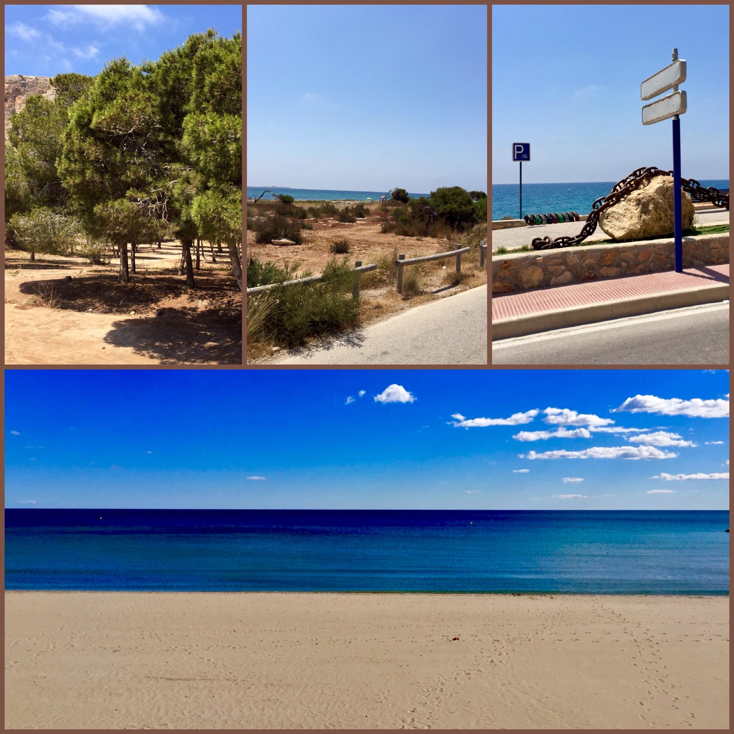 Excursión a Santa Pola, Alicante.