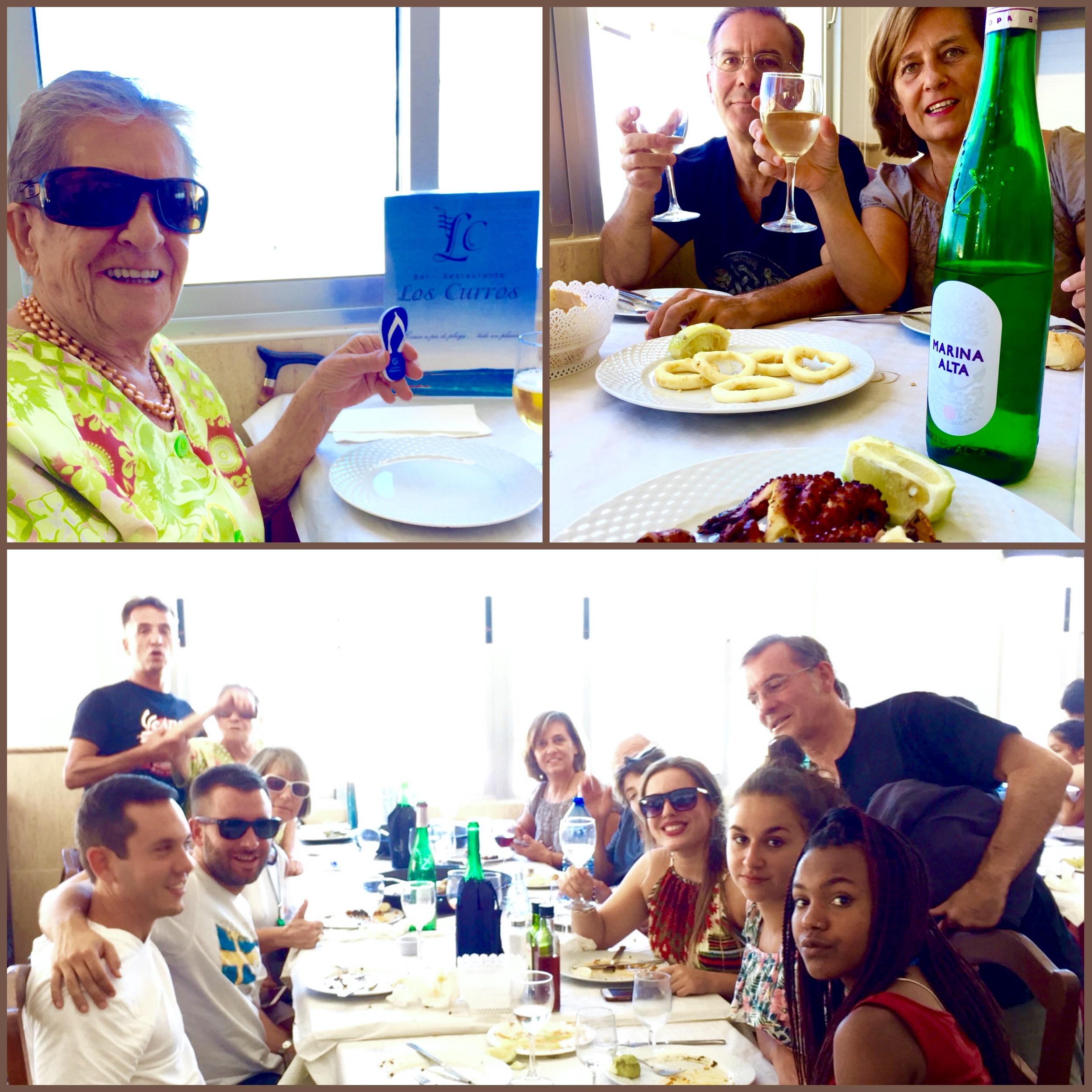 Comer y beber en Santa Pola