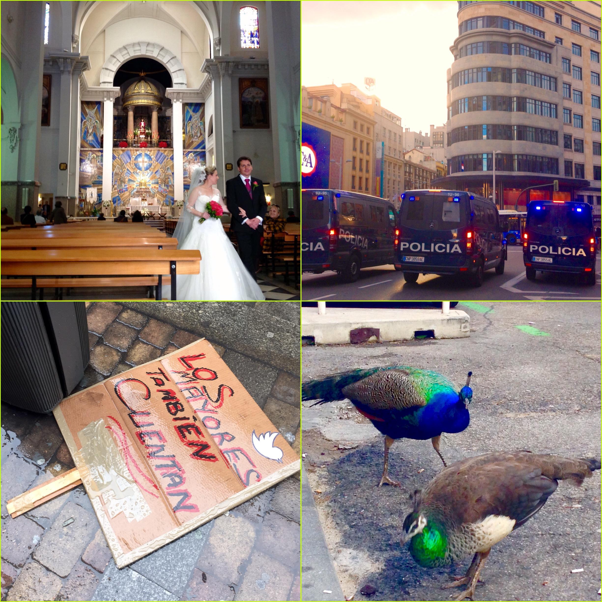 Una escapada a Madrid, done el trabajo se complementa con el ocio y saber vivir.