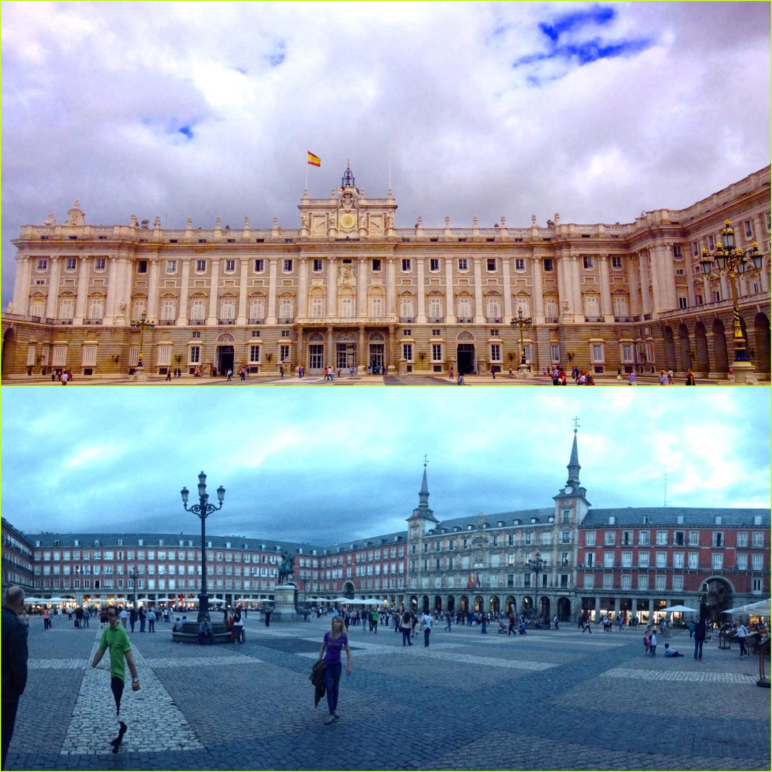 De Madrid al cielo sin pasar por el purgatorio.