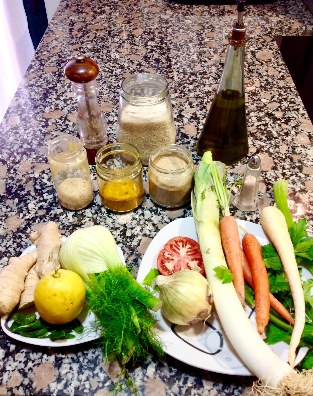 El primer arroz vegano de Alicante. Un arroz digestivo, sano y natural que os recomiendo.