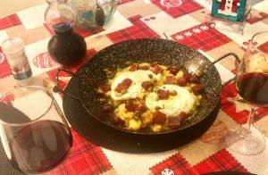 Los huevos mas ricos de la dieta mediterránea