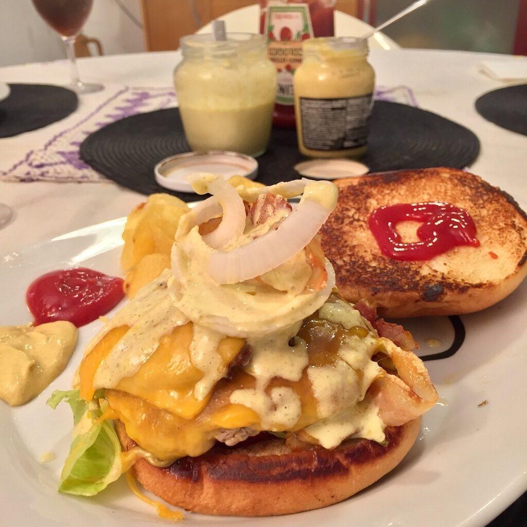 La mejor hamburguesa de Alicante